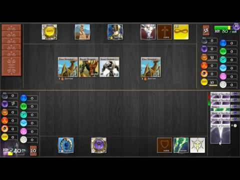 Elements the Game Platinum Arena Gameplay 3 (Browser)