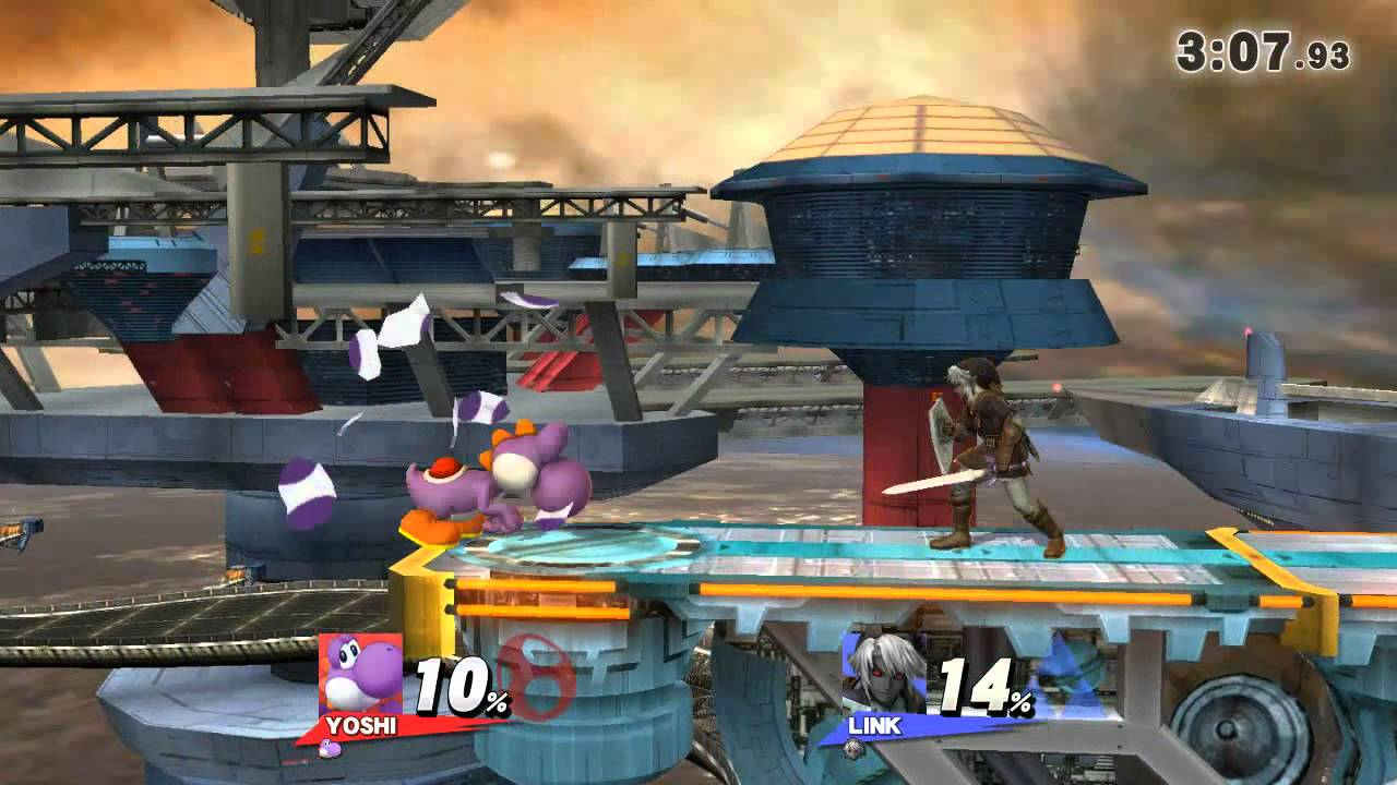 MADE LINK SINK WITH PURPLE YOSHI