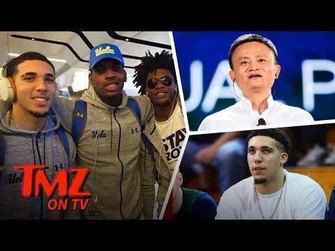 LiAngelo Ball Is Stuck in China | TMZ TV