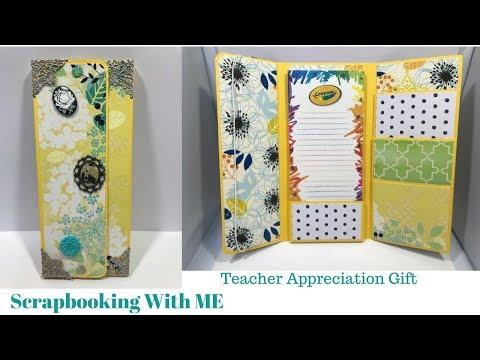 Teacher Appreciation Gift Idea Tutorial