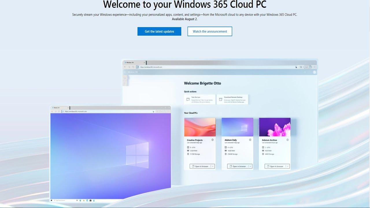 |Windows 365| |Cloud PC| |Hybrid Windows||DIGI4T3CH|