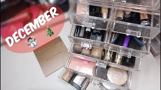 December Everyday Makeup Basket || MAP Beauty