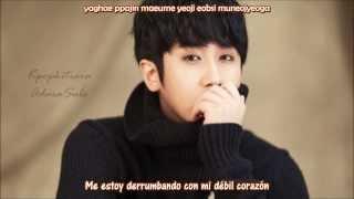 Whew... Heo Young Saeng [Sub español + Romanizacion]