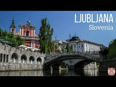 Visit Ljubljana, Slovenia