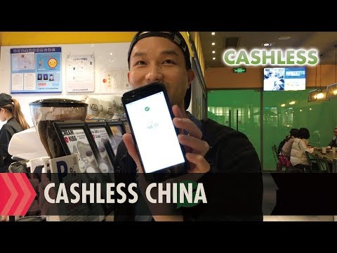 Advanced Cashless system in Shanghai China