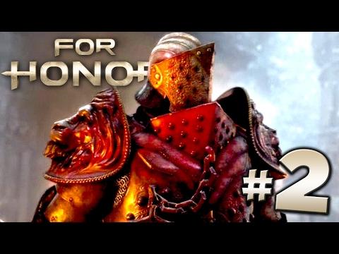 FOR HONOR FULL Campaign Walkthrough : Ep2 VIKING RAID!