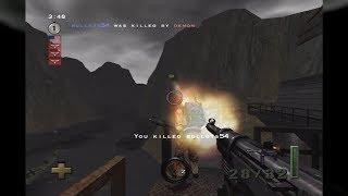 Return To Castle Wolfenstein (Xbox Online) - Euro Game Night Pt. 2