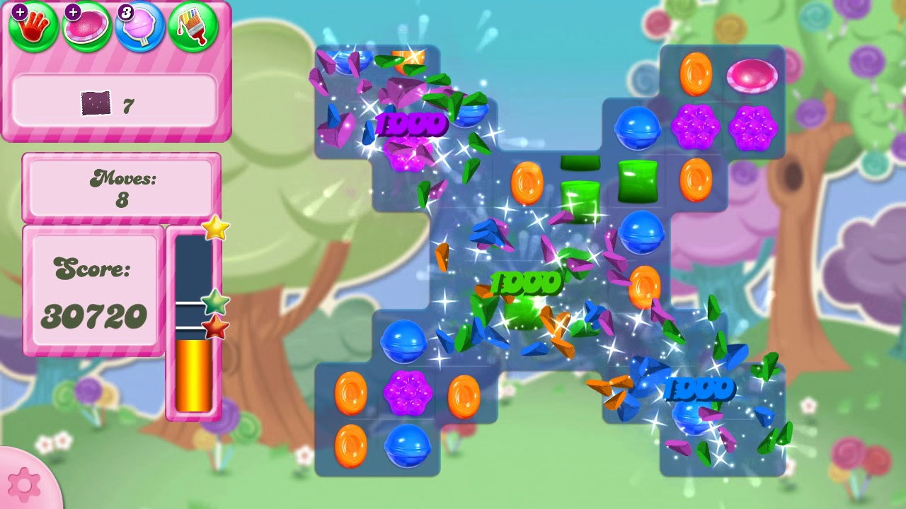 Download Candy Crush Saga Level 2989 NO BOOSTERS