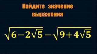 Преобразование алгебраических выражений #2