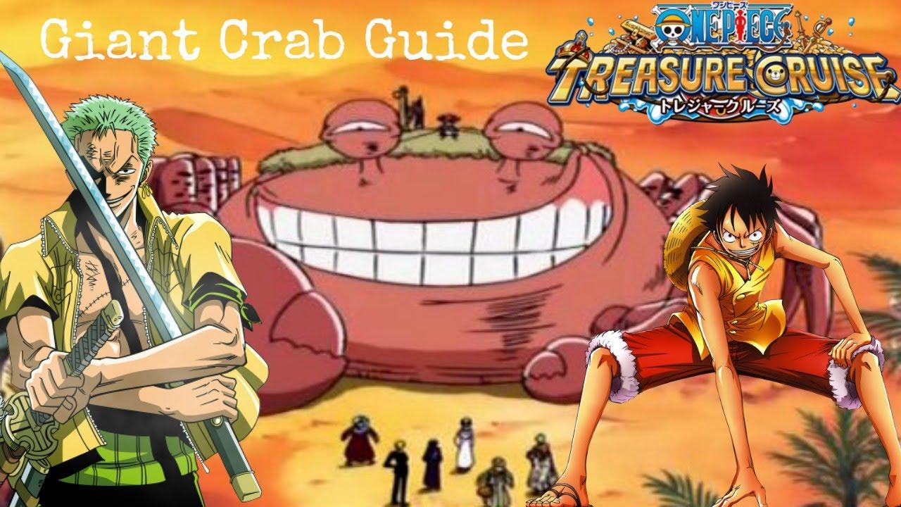 one piece treasure cruise guide