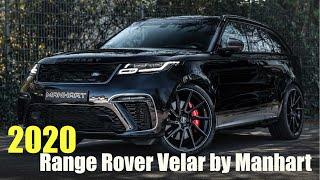 2020 Range Rover Velar by Manhart