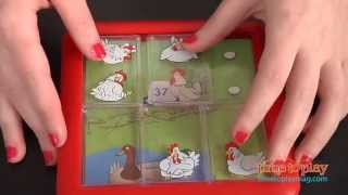 Chicken Shuffle from Smart Games