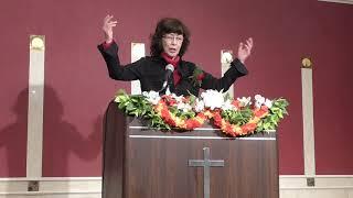クリスマス礼拝メッセージ2018・松澤富貴子牧師・ワードオブライフ横浜