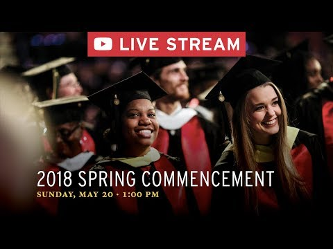 2018 Spring Commencement | UMD