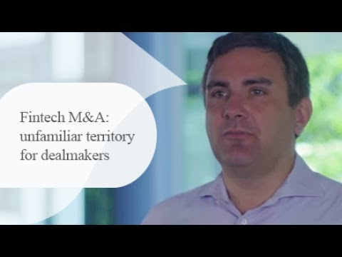 Allen & Overy M&A Insights H1 2017: Fintech M&A - unfamiliar territory for dealmakers