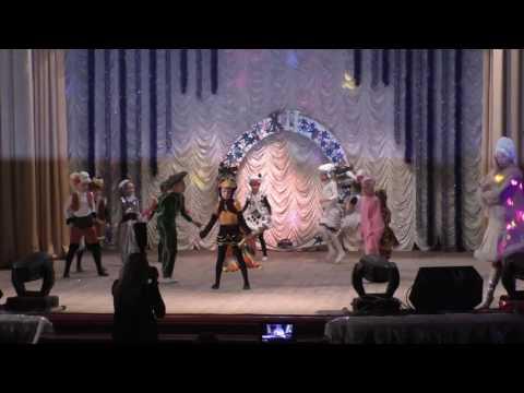 видео: Новый год 2017 ОКСАМИТ