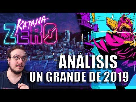 ANÁLISIS KATANA ZERO: UN GRANDÍSIMO INDIE DE 2019