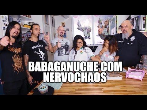 Babaganuche com NervoChaos | Panelaço com João Gordo