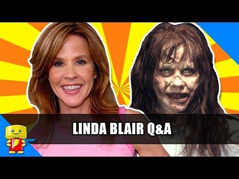 Linda Blair Q&A