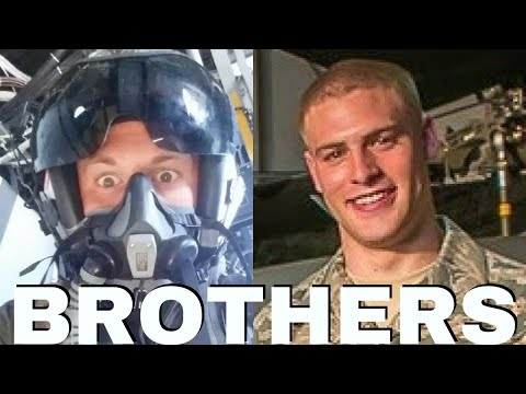 Marine & Air Force brothers Q&A