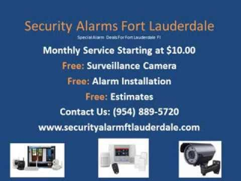 Alarm Deal Fort Lauderdale, FL   (954) 889-5720   Home Security   Systems   Ft. Lauderdale   Alarms 