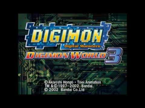 Digimon World 3 OST ► Central Park BGM (HQ Extended)