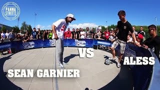European Street Cup Panna 1vs1: Séan Garnier vs Aless Street-Talent (panna !!)