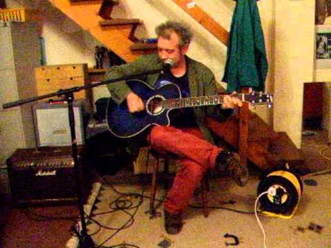 John Lennon  Watching the Wheels  Acoustic   Danny McEvoy
