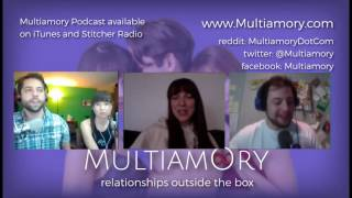 94 - Multiamory has Group Sex with Billy Procida | Multiamory