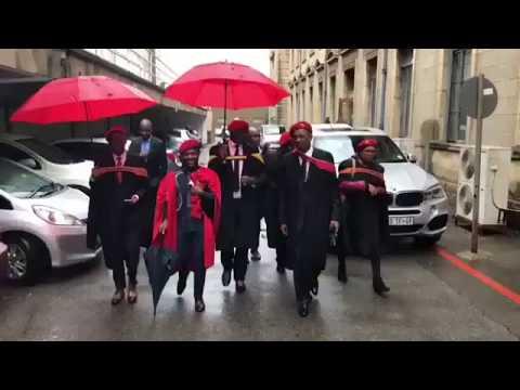 Dr Bae Mbuyiseni Ndlozi Graduates in PhD
