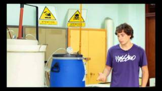 Cosechando Biogas de las Bacterias