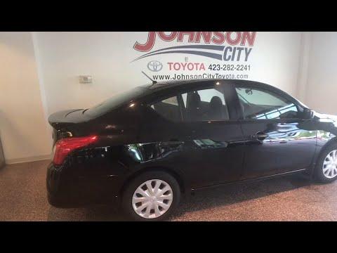 2017 Nissan Versa Johnson City TN, Kingsport TN, Bristol TN, Knoxville TN, Ashville, NC HP2943