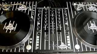 Styleflip.com Custom Native Instruments Traktor Kontrol Z2 and Stanton ST-150
