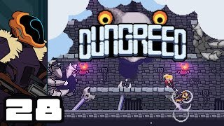Let's Play Dungreed - PC Gameplay Part 28 - Weed Whacker