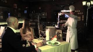 рекламный ролик итальянского ресторана Gusto&Gusto