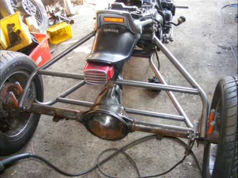 V-Max trike build slideshow - YouTube
