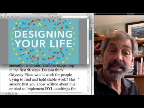 Designing Your Life Live: Odyssey Plans with Dave Evans