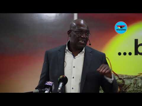 Ghana Cedi is grossly over valued - Ken Thompson