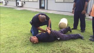 Yap State Police 2016 Police Academy 1st Cycle