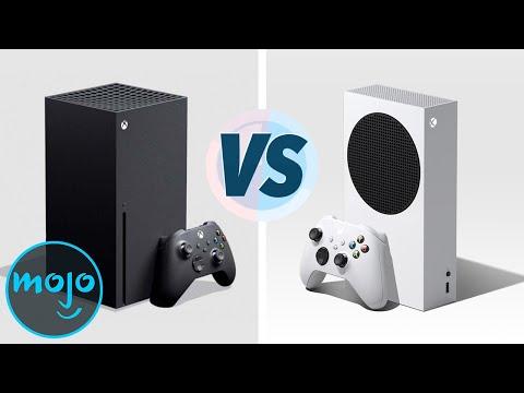 Xbox Series X vs Series S