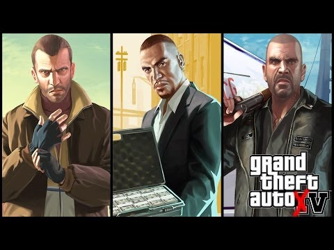V Style - GTA IV Mod - Char Switch, Special Abilities And More