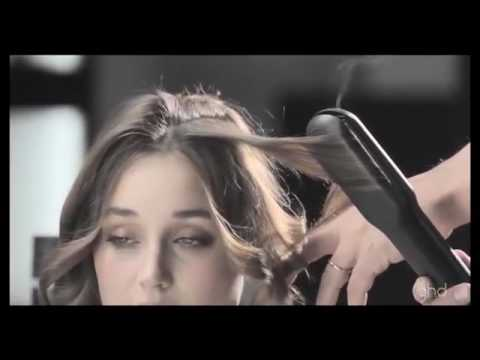 ghd gold max Glätteisen Video