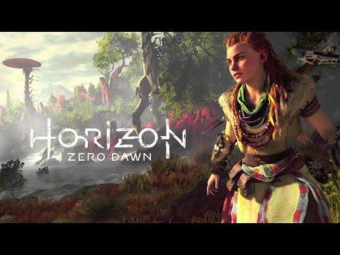 Horizon Zero Dawn - Game Movie
