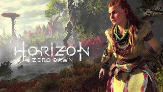 Horizon Zero Dawn - Game Movie