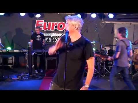 Holograf - Sunt un balcanic | LIVE în Garajul Europa FM