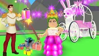 🏰ADOPT I AM A BABY PRINCESS FOR A DAY👸🏻 - ROBLOX