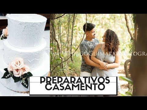 ROTINA, FIZ MEU BOLO DE CASAMENTO, PREPARATIVOS  ♥ -  Veridiane Pedrosa