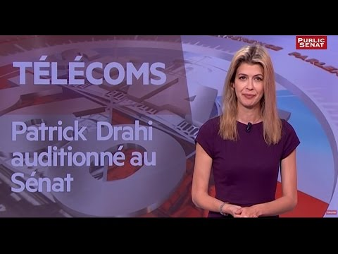 Sénat 360 : Cop 21 / Télécoms / Dialogue Social (10/06/2016)
