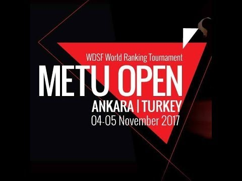 METU OPEN 2017 :: Day 2 (Initial Rounds)