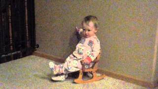 Doll Rocking Chair